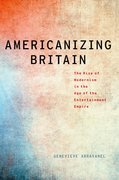 Cover for Americanizing Britain