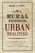 Cover for Rural Fictions, Urban Realities