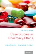 Cover for Case Studies in Pharmacy Ethics