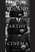 Cover for Roland Barthes