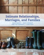 Cover for Intimate Relationships, Marriages, and Families
