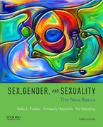 Cover for Sex, Gender, and Sexuality - 9780190278649