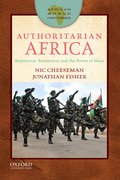 Cover for Authoritarian Africa