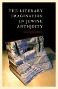 Cover for The Literary Imagination in Jewish Antiquity