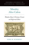 Cover for Morality After Calvin
