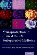 Cover for Neuroprotection in Critical Care and Perioperative Medicine