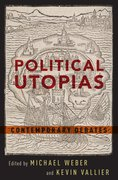 Cover for Political Utopias