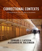 Cover for Correctional Contexts