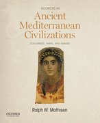 Cover for Sources in Ancient Mediterranean Civilizations