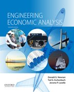 Cover for Engineering Economic Analysis - 9780190296902