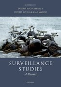 Cover for Surveillance Studies
