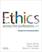 Cover for Ethics Across the Professions