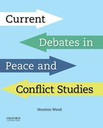 Cover for Current Debates in Peace and Conflict Studies