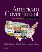 Cover for American Government