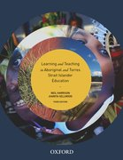 Cover for Learning and Teaching in Aboriginal and Torres Strait Education