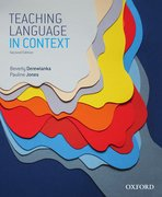Cover for Teaching Language in Context