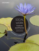 Cover for Social Work