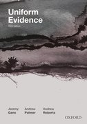 Cover for Uniform Evidence