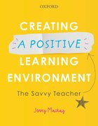 Cover for Creating a Positive Learning Environment