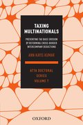 Cover for Taxing Multinationals