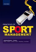 Cover for Principles of Sport Management