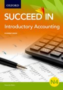 Cover for Introductory Accounting N4 Student Book