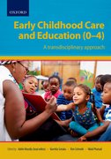Cover for Early Childhood Care and Education (0-4)