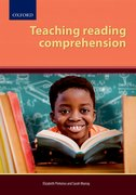 Cover for Teaching Reading Comprehension