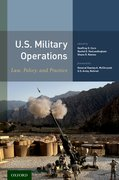 Cover for U.S. Military Operations