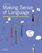 Cover for Making Sense of Language