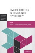 Cover for Diverse Careers in Community Psychology - 9780190457938