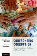 Cover for Confronting Corruption