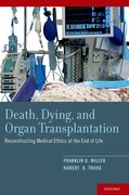 Cover for Death, Dying, and Organ Transplantation