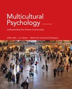 Cover for Multicultural Psychology