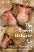 Cover for The Spaces Between Us - 9780190461010