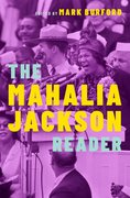 Cover for The Mahalia Jackson Reader