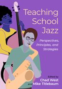 Cover for Teaching School Jazz