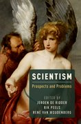 Cover for Scientism
