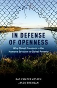 Cover for In Defense of Openness