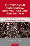 Cover for Innovations in Psychosocial Interventions and Their Delivery