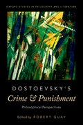 Cover for Dostoevsky