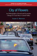 Cover for City of Flowers