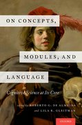 Cover for On Concepts, Modules, and Language