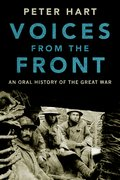 Cover for Voices from the Front
