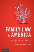 Cover for Family Law in America
