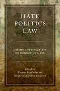 Cover for Hate, Politics, Law