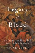 Cover for Legacy of Blood