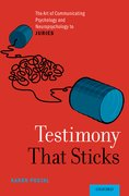 Cover for Testimony That Sticks