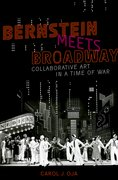 Cover for Bernstein Meets Broadway - 9780190467586
