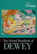 Cover for The Oxford Handbook of Dewey